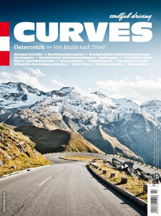 CURVES 05 - Österreich: Von Reutte nach Triest