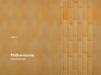 Hans Scharoun: Philharmonie, Berlin 1956-1963