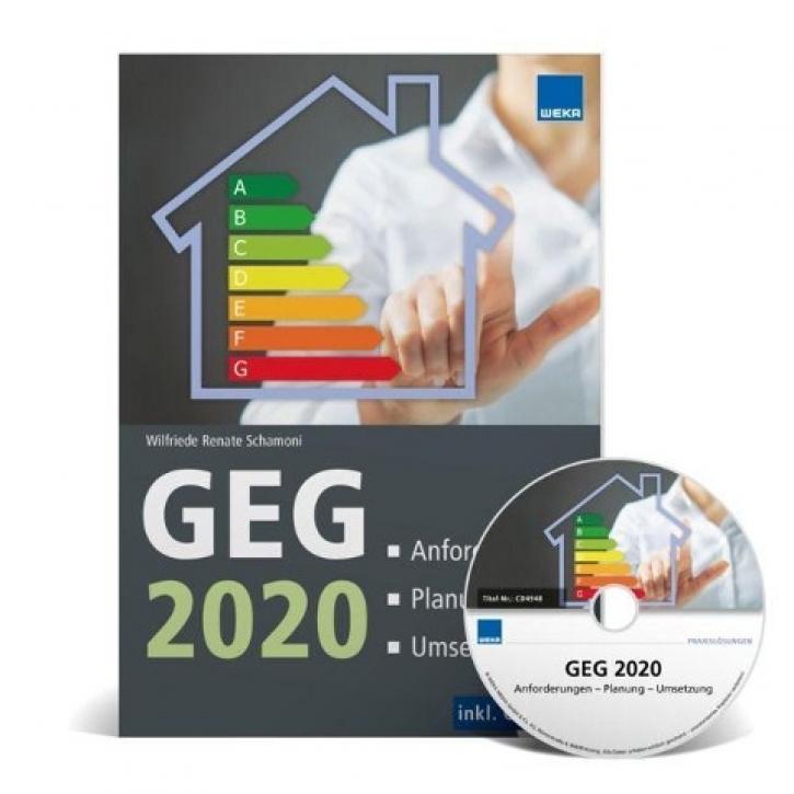 GEG 2020 - Anforderungen, Planung, Umsetzung