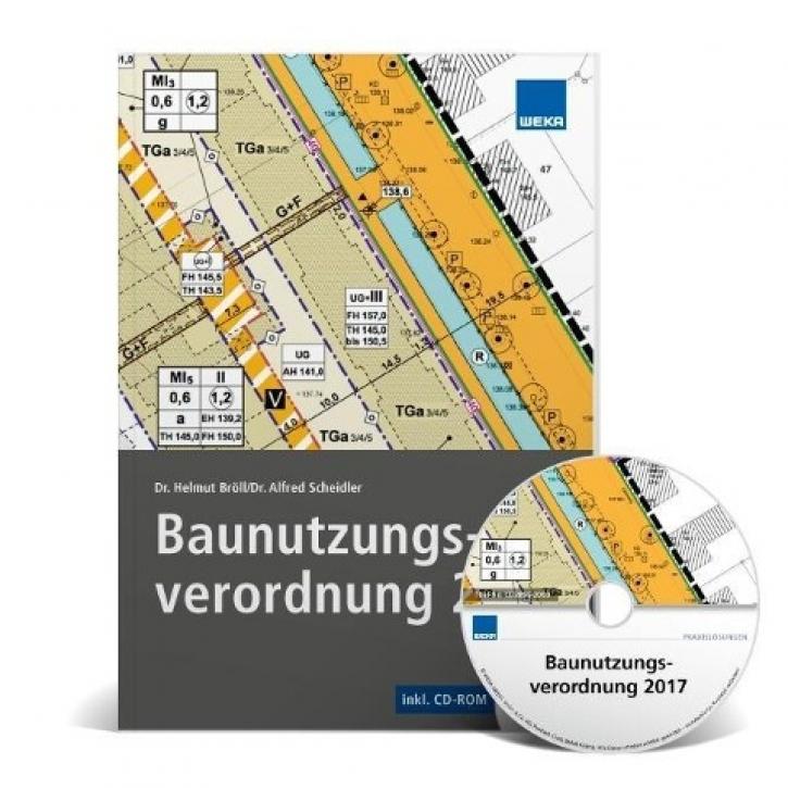 Die neue Baunutzungsverordnung 2017