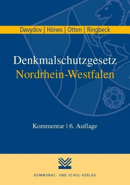 Denkmalschutzgesetz Nordrhein-Westfalen