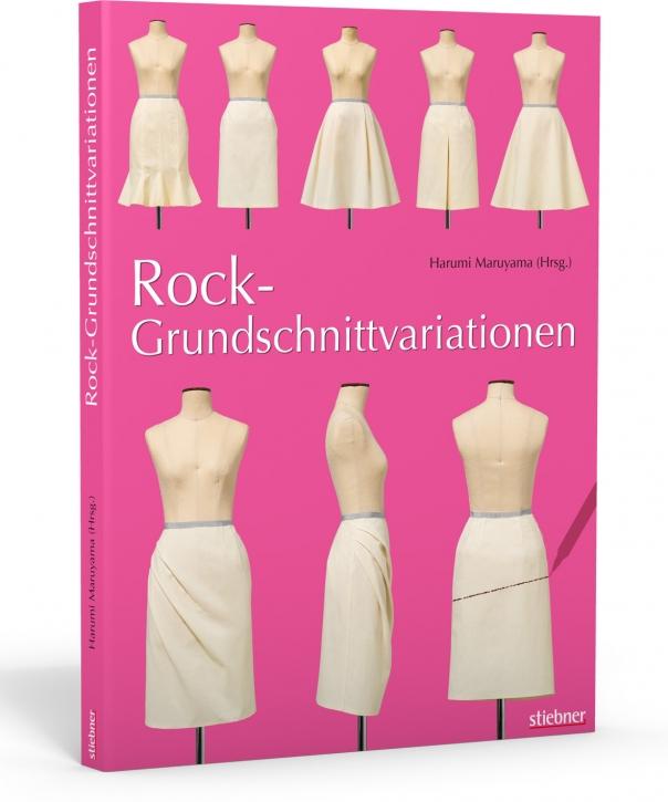 Rock - Grundschnittvariationen
