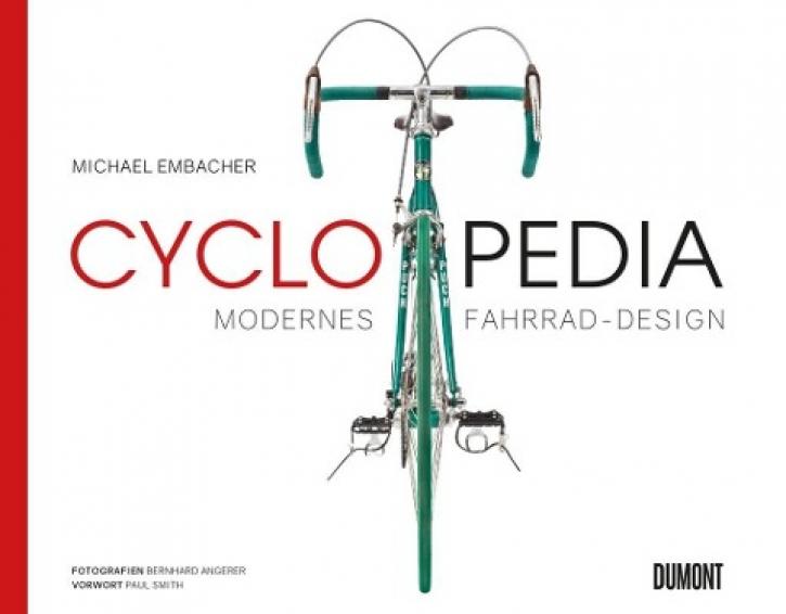 Cyclopedia - Modernes Fahrrad-Design