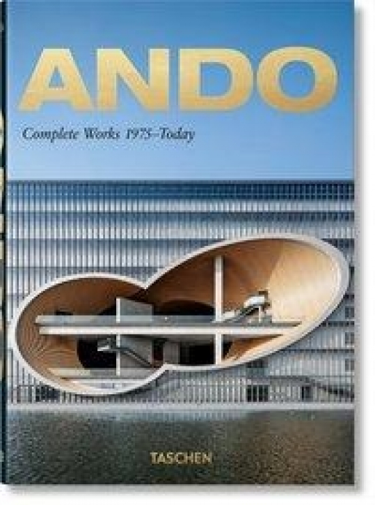 Ando - Complete Works 1975-Today (40th Anniversary Edition)