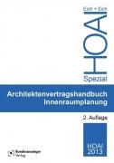 HOAI Spezial - Architektenvertragshandbuch Innenraumplanung