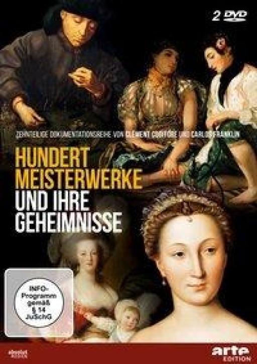 Hundert Meisterweke und ihre Geheimnisse (2 DVD)