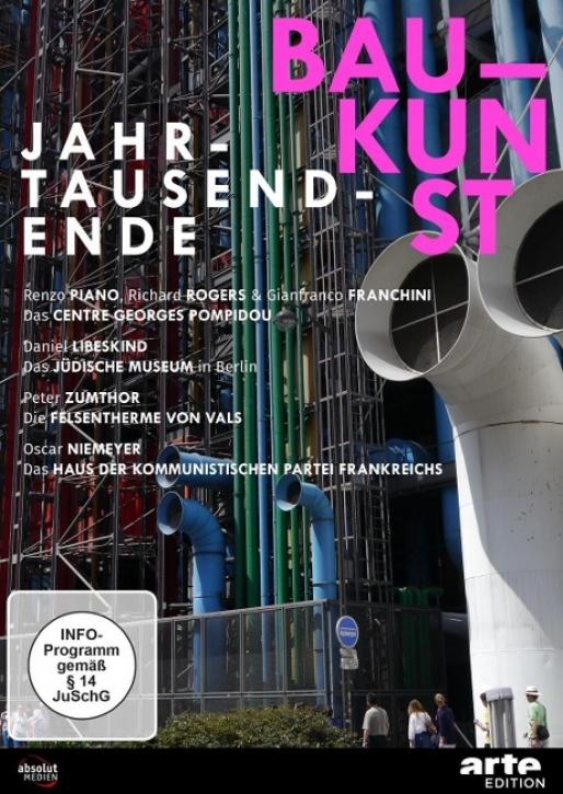 Baukunst Jahrtausendwende (DVD)