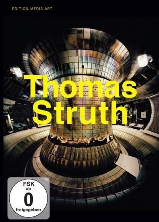 Thomas Struth A film by Ralph Goertz and Werner Raeune / DVD IKS - Institute for art documentation and scenography