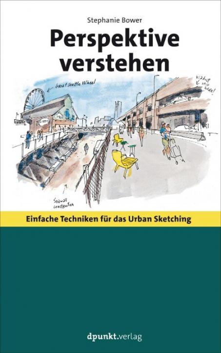 Perspektive verstehen - Einfache Techniken für das Urban Sketching