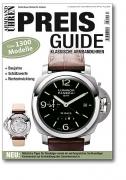 Preisguide Klassische Armbanduhren: Armbanduhren Klassik Katalog 2013