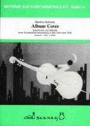 Album Cover (Beiträge zur Kunstwissenschaft Band 19)