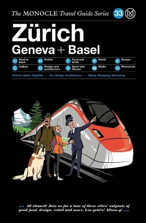 Zürich Geneva + Basel
