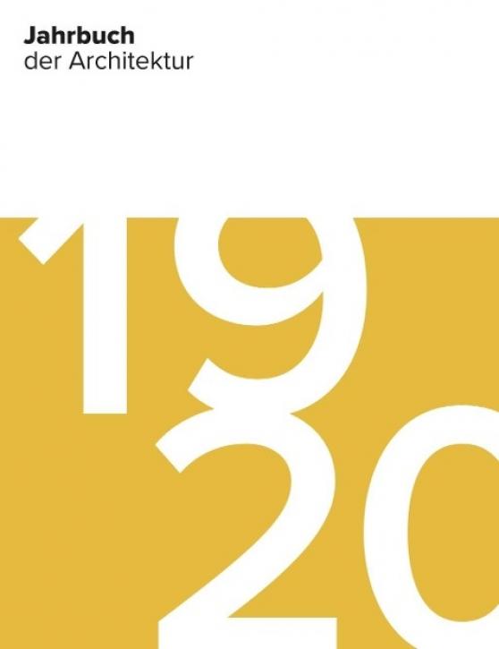 Jahrbuch der Architektur 2019/2020