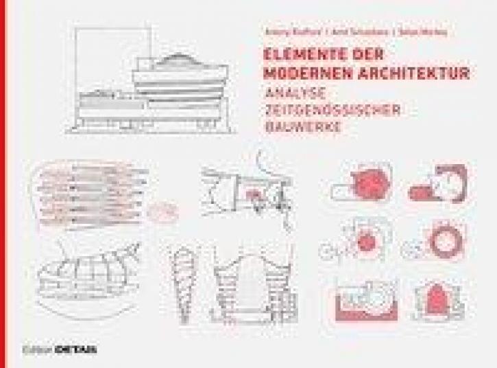 Elemente der modernen Architektur - Analyse zeitgenössischer Bauwerke