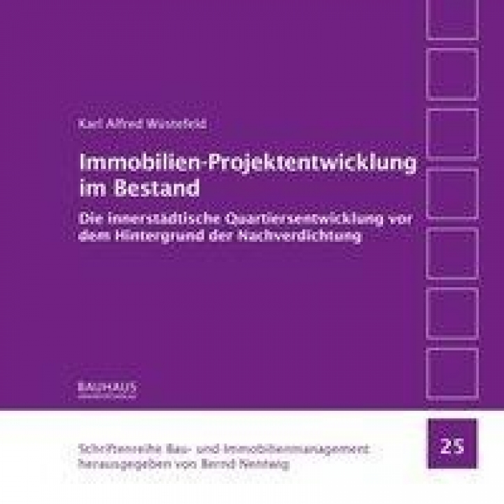 Immobilien-Projektentwicklung im Bestand
