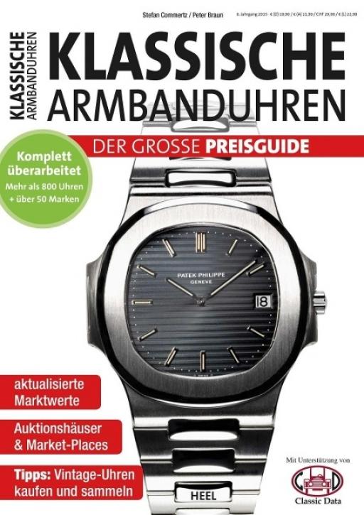 Klassische Armbanduhren: Der große Preisguide (2016)