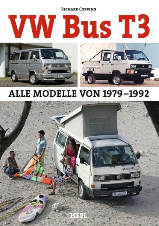 VW Bus T3 - Alle Modelle 1979-1992