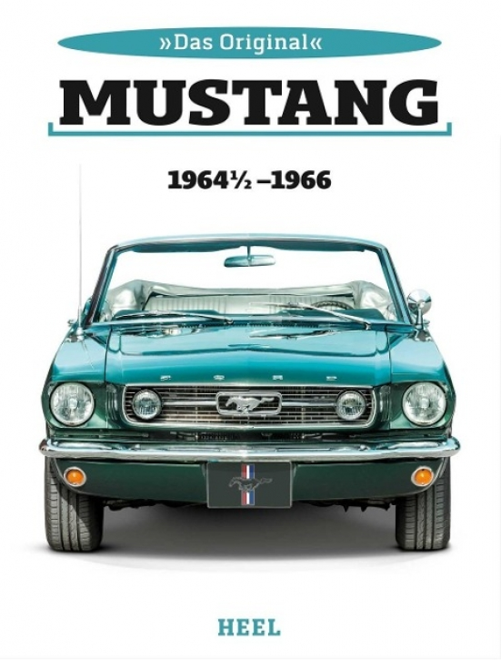 Ford Mustang 1964 1/2 bis 1966