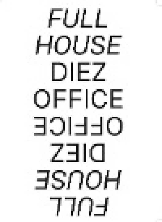 Diez Office - Full House