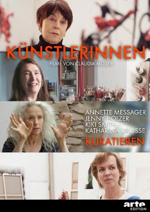 Künstlerinnen - Annette Messager, Kiki Smith, Jenny Holzer and Katharina Grosse (DVD)