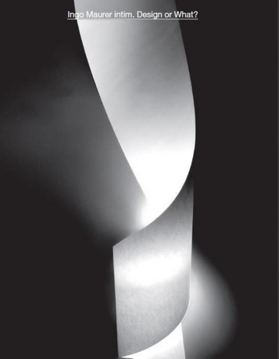 Ingo Maurer intim - Design or What?