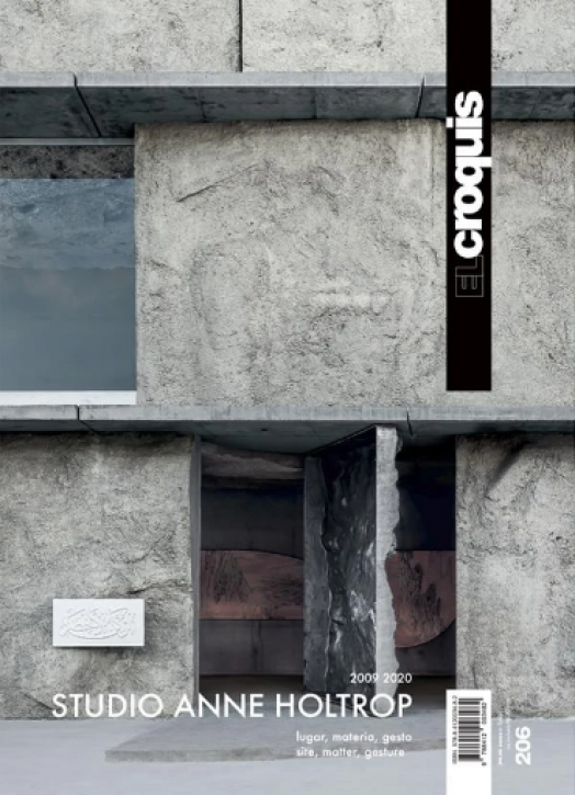 PRE-ORDER: Studio Anne Holtrop 2009-2020 (El Croquis 206)