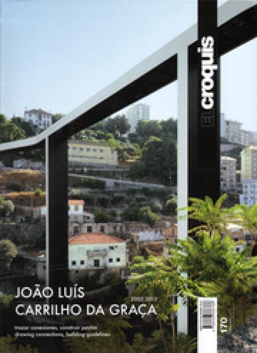Joao Luis Carrilho da Graca (El Croquis 170)