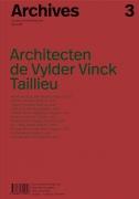 Architecten de Vylder Vinck Taillieu (Archives 3)