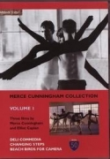 Merce Cunningham Collection - Volume I (DVD): Three Films by Merce Cunningham and Elliot Caplan