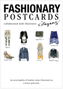 Fashionary Postcards by Vita Wang