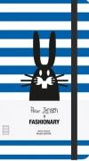 Fashionary X Peter Jensen: Blue Line