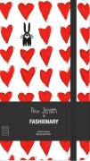 Fashionary X Peter Jensen: Red Heart