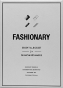 Fashionary Essential Boxset for Fashion Designers (Womens)