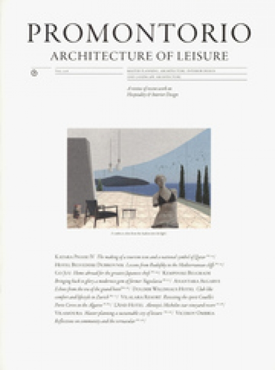 Promontorio - Architecture of Leisure