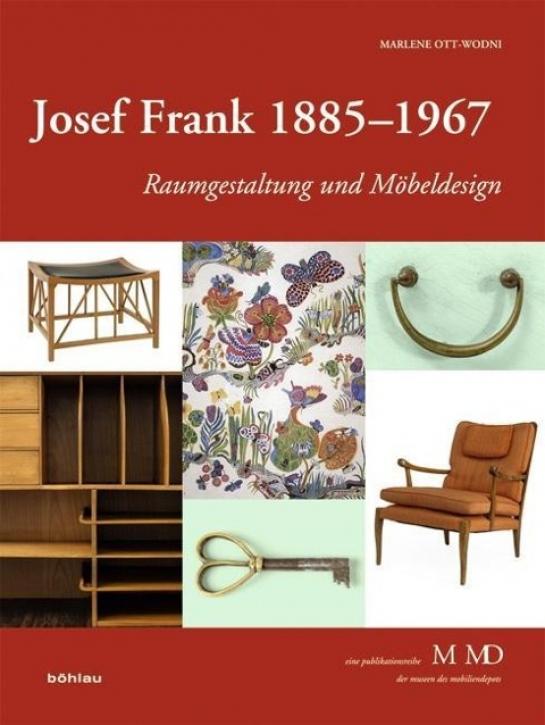 Josef Frank 1885-1967 - Raumgestaltung und Möbeldesign