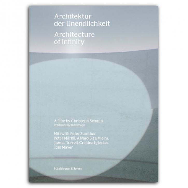 Architektur der Unendlichkeit - Die Magie sakraler Räume (DVD + Booklet)
