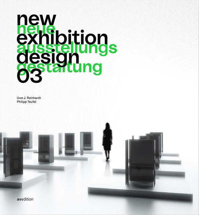 New Exhibition Design 03 / Neue Ausstellungsgestaltung 03