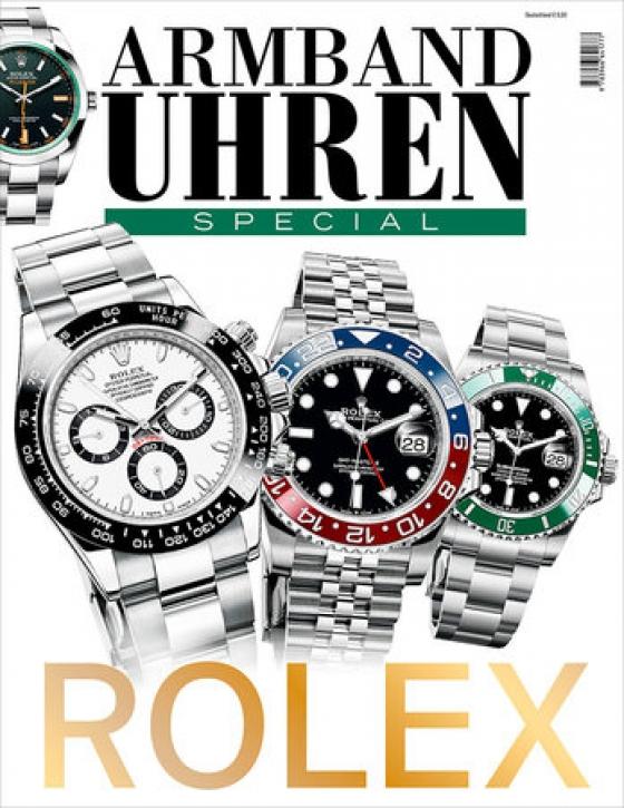 Armbanduhren Special: Alles über Rolex