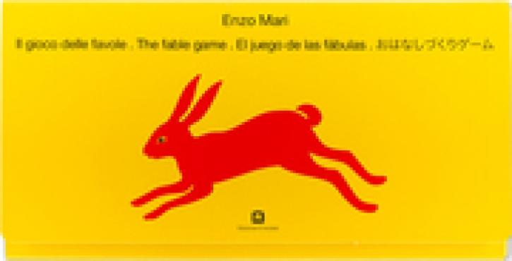 Enzo Mari - The Fable Game