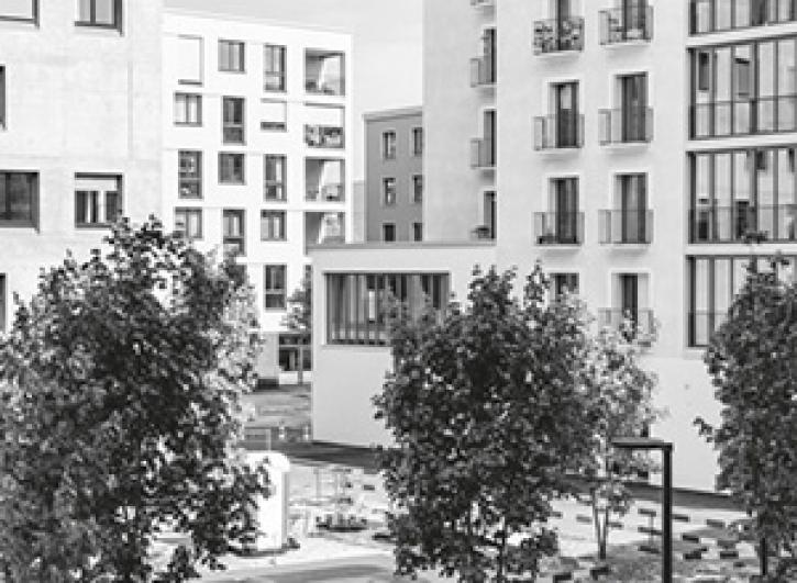 Häuser im Dialog - Ein Quartier entsteht