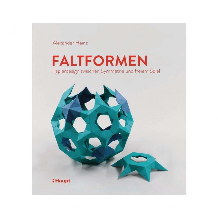 Faltformen - Papierdesign zwischen Symmetrie und freiem Spiel