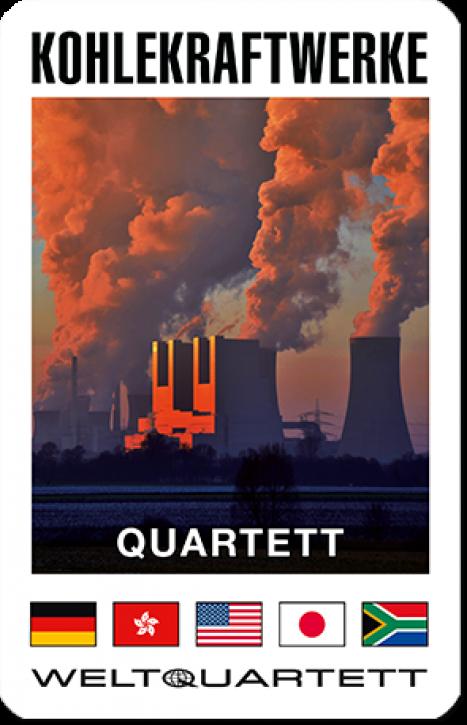 Kohlekraftwerke (Quartett)
