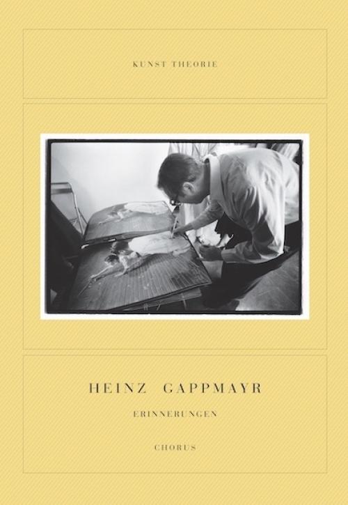 Heinz Gappmayr · Erinnerungen: Editionen 1988-2005