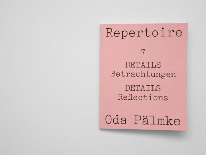 Repertoire 7 - Details, Betrachtungen