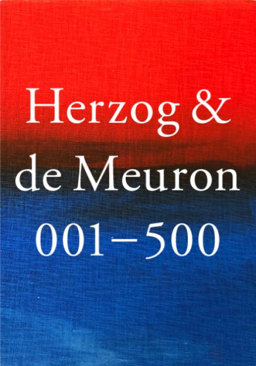 Herzog & de Meuron 001 - 500