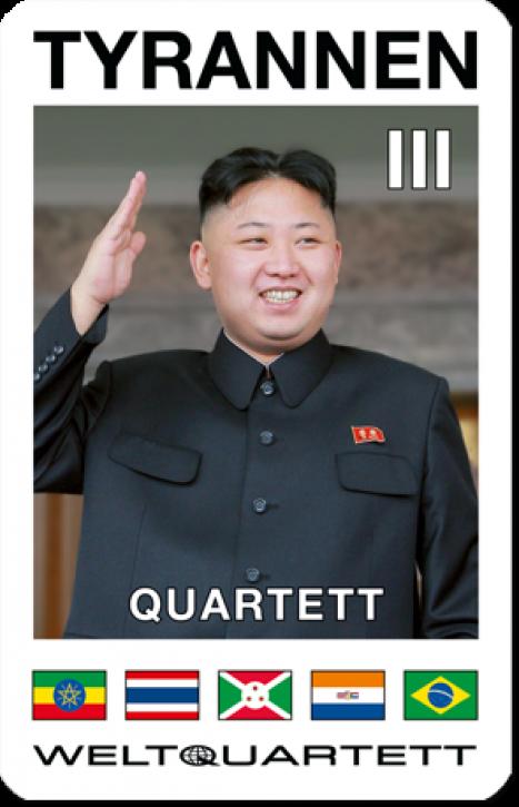 Tyrannen Quartett III
