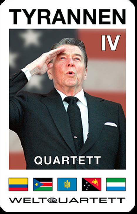 Tyrannen Quartett IV