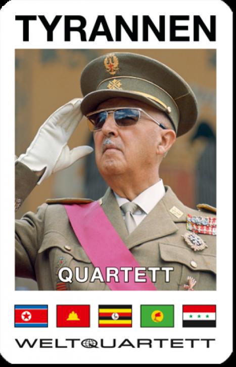 Tyrannen Quartett I