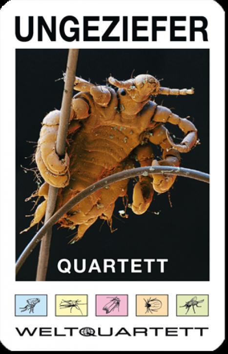 Ungeziefer Quartett