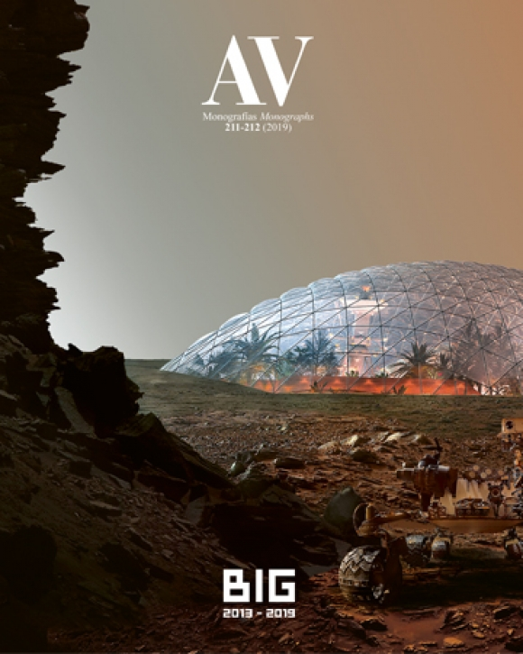BIG Bjarke Ingels Group 2013-2019 (AV Monographs 211-212)